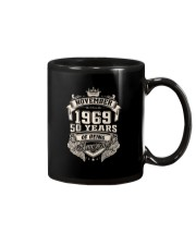 Born In November 1969 50 Years Of Being Awesome Mug thumbnail