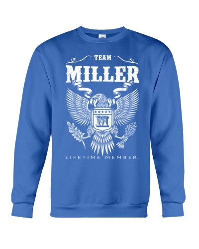 TEAM MILLER - View More Names Here -