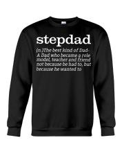 Stepdad Crewneck Sweatshirt thumbnail