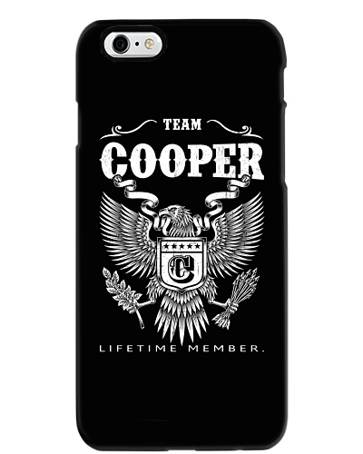 TEAM COOPER - View More Name Here -
