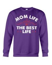 MOM Life Crewneck Sweatshirt thumbnail