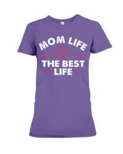 MOM Life Premium Fit Ladies Tee thumbnail