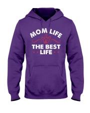 MOM Life Hooded Sweatshirt thumbnail