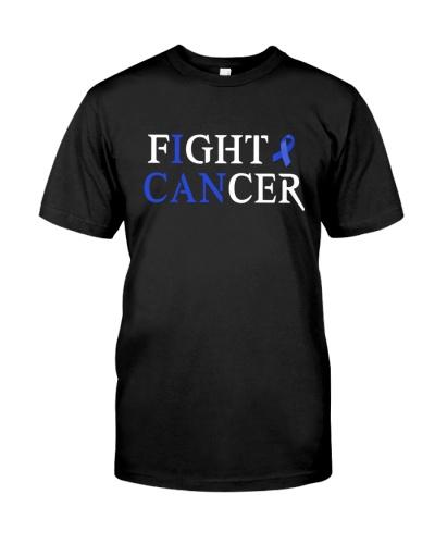 colorectal  cancer survivor support t shirt
