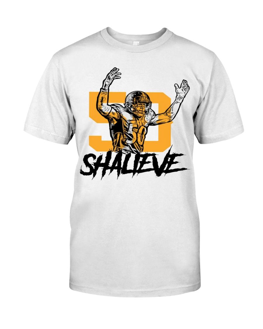 ebe1542716d Ryan Shazier SHALIEVE Shirt Pittsburgh Shirt Classic T-Shirt