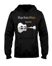 Whisper Words Of Wisdom Let It Be Shirt Hooded Sweatshirt thumbnail