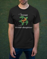 I wear Orange for my Grand-daughter Classic T-Shirt apparel-classic-tshirt-lifestyle-front-42