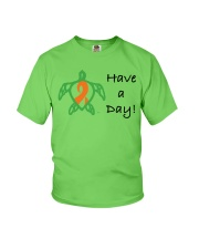 Have a Day b Youth T-Shirt thumbnail