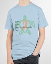 Sorry Breathing Treatments  B Youth T-Shirt garment-youth-tshirt-front-lifestyle-01