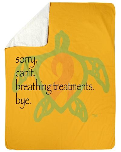 Sorry Breathing Treatments  B