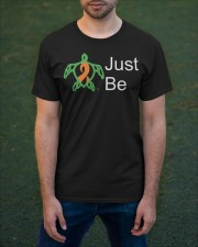 Just Be Classic T-Shirt apparel-classic-tshirt-lifestyle-front-42