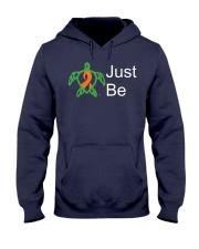 Just Be Hooded Sweatshirt thumbnail