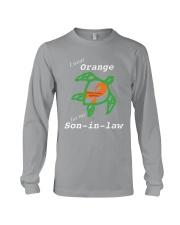 I wear Orange for my Son-in-law Long Sleeve Tee thumbnail