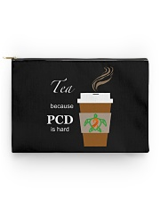 Tea because PCD is Hard Accessory Pouch - Standard thumbnail