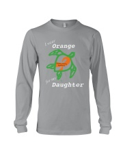 I wear Orange for my Daughter Long Sleeve Tee thumbnail