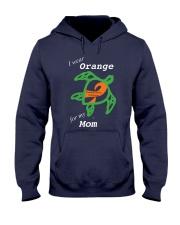 I wear Orange for my Mom Hooded Sweatshirt thumbnail
