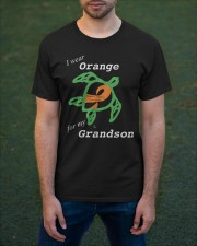 I wear Orange for my Grandson Classic T-Shirt apparel-classic-tshirt-lifestyle-front-42
