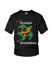 I wear Orange for my Grandson Youth T-Shirt thumbnail