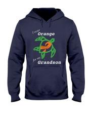 I wear Orange for my Grandson Hooded Sweatshirt thumbnail