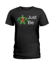 PCD Just Be Ladies T-Shirt thumbnail