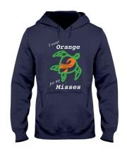 I wear Orange for my Misses Hooded Sweatshirt thumbnail