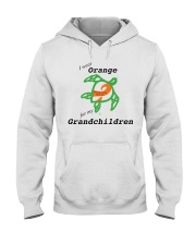 I wear Orange for my Grandchildren b Hooded Sweatshirt thumbnail