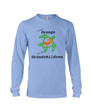 I wear Orange for my Grandchildren b Long Sleeve Tee thumbnail