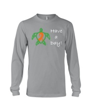 Have a Day Long Sleeve Tee thumbnail