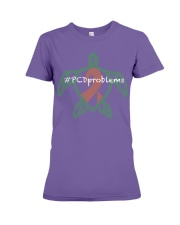 PCDproblems Premium Fit Ladies Tee thumbnail