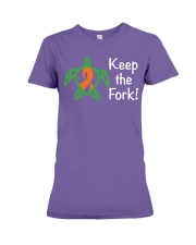 Keep the Fork Premium Fit Ladies Tee thumbnail