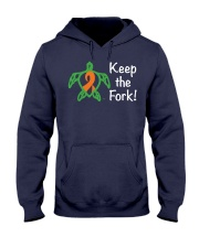 Keep the Fork Hooded Sweatshirt thumbnail