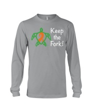 Keep the Fork Long Sleeve Tee tile