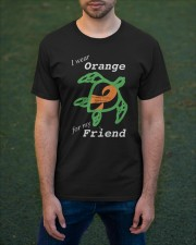 I wear Orange for my Friend Classic T-Shirt apparel-classic-tshirt-lifestyle-front-42