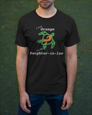 I wear Orange for my Daughter-in-law Classic T-Shirt apparel-classic-tshirt-lifestyle-front-42