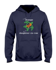 I wear Orange for my Daughter-in-law Hooded Sweatshirt thumbnail