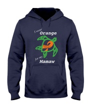 I wear Orange for my Mamaw Hooded Sweatshirt thumbnail