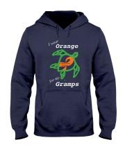 I wear Orange for my Gramps Hooded Sweatshirt thumbnail