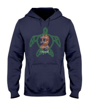 Turtle Rhythm Hooded Sweatshirt thumbnail