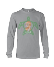 Turtle Rhythm Long Sleeve Tee thumbnail
