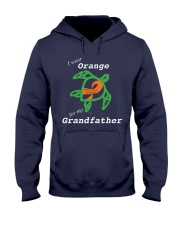 I wear Orange for my Grandfather Hooded Sweatshirt thumbnail