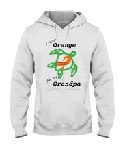 I wear Orange for my Grandpa b Hooded Sweatshirt thumbnail