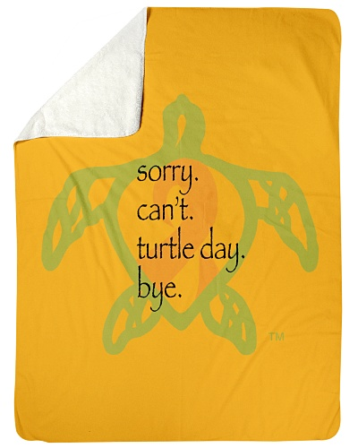 Sorry Turtle Day b