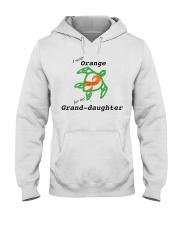 I wear Orange for my Grand-daughter b Hooded Sweatshirt thumbnail