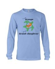 I wear Orange for my Grand-daughter b Long Sleeve Tee thumbnail