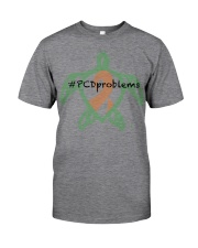 PCDproblems b Classic T-Shirt front