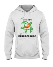 I wear Orange for my Grandfather b Hooded Sweatshirt thumbnail