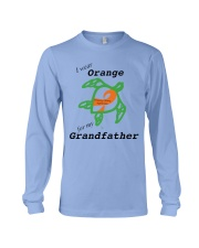 I wear Orange for my Grandfather b Long Sleeve Tee thumbnail