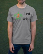PCD Just Be b Classic T-Shirt apparel-classic-tshirt-lifestyle-front-42