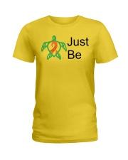 PCD Just Be b Ladies T-Shirt thumbnail