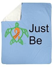 "PCD Just Be b Sherpa Fleece Blanket - 50"" x 60"" thumbnail"